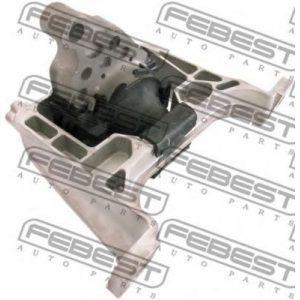 Подушка двигателя правая (MZM-3RH) FEBEST - Німеч-на