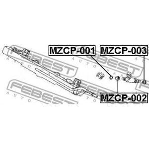 Резинки под инжекторные форсунки (8574-13-252) MAZDA - Японія