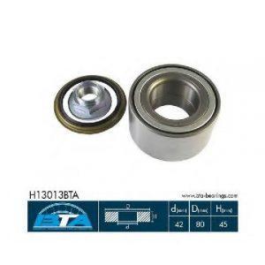 Подшипник ступицы передний (DAC4280W2) NHN - Китай