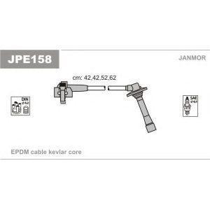 Провода высоковольтные комплект (JPE158) JANMOR - Польша