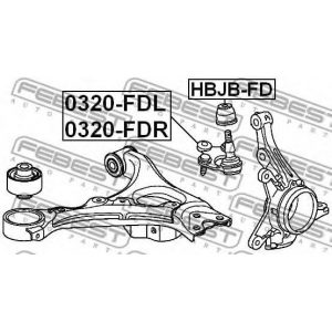 Главный цилиндр сцепления (51226) ABS - Нідерланди
